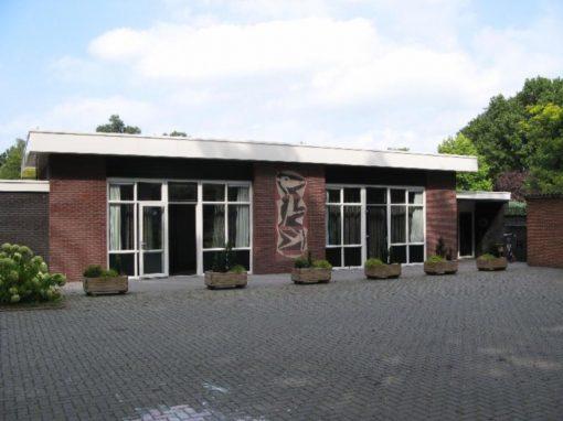 Renovatie buurthuis