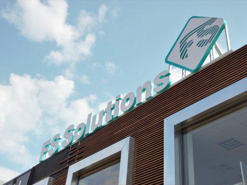 Nieuwbouw FS Solutions